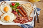 A High Protein Breakfast Dramatically Reduces Cravings For Sugar and High Fat Foods