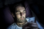 Avoid Phone Use in Bed if You Have Neck Pain