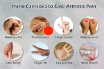 Hand Exercises to Ease Arthritis Pain
